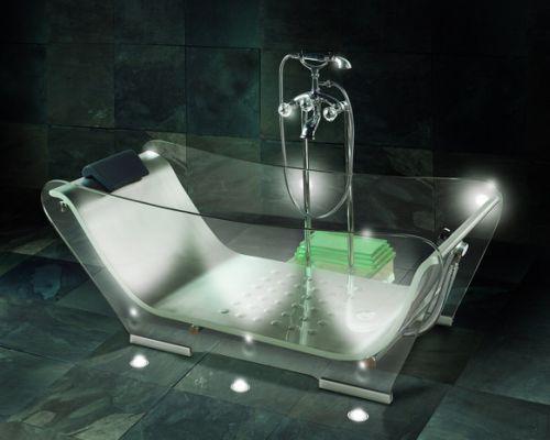Прикольные ванны II (28 фото)